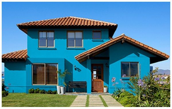 Colores de pinturas exteriores para 600 381 - Pinturas para casas exteriores ...