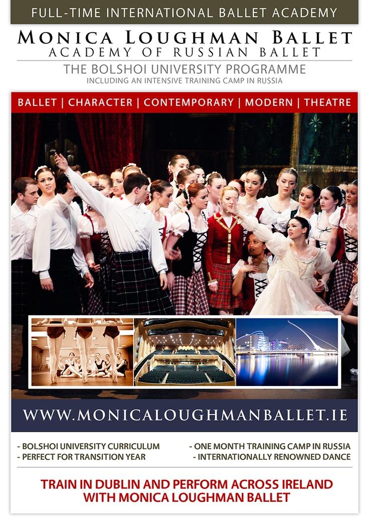 Monica Loughman Ballet Academy