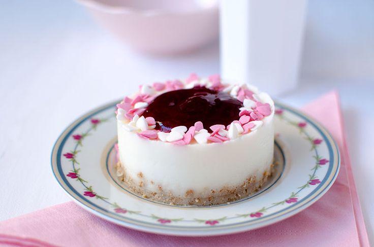 Comido por servido: Tartita ligera de yogur