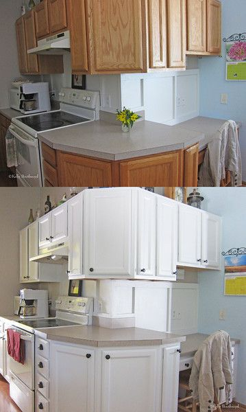 repainting kitchen cabinets painting kitchen cabinets before amp after paint diy 31211
