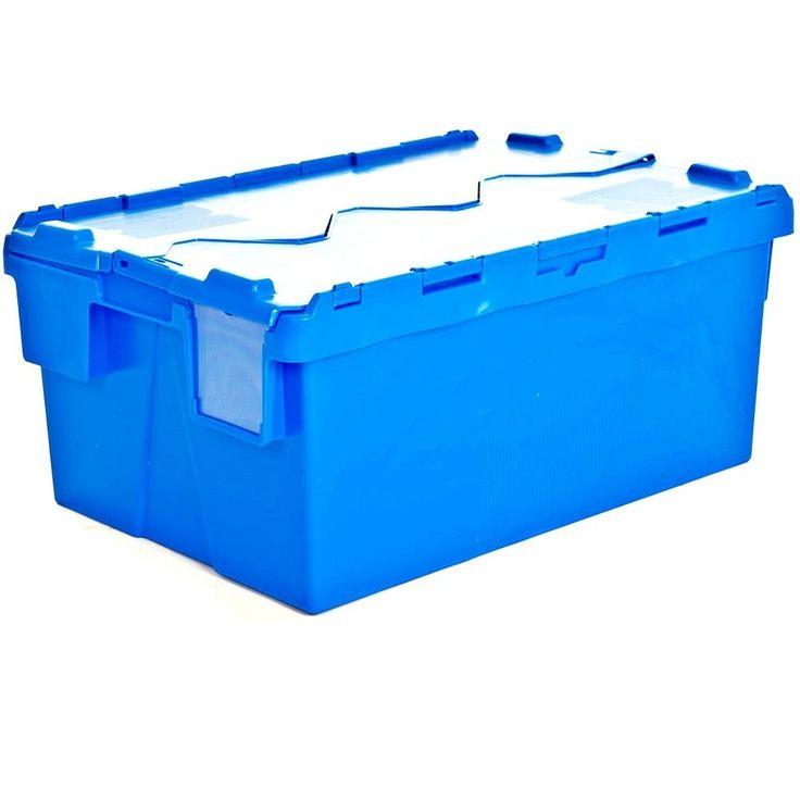 Hygienic Plastic Storage Bins With Lids Extra Large Extraordinary