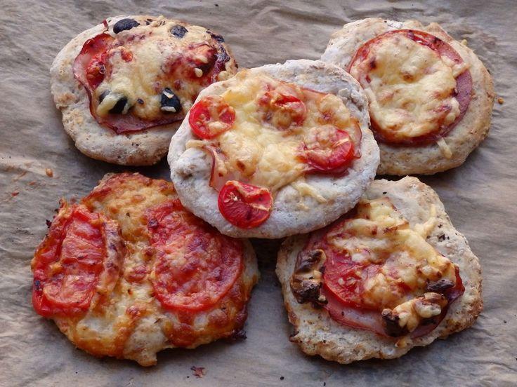 Monia miesza i gotuje: Pizzerinki