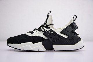 ea249e7f8c4c Nike Air Huarache Drift Prm Black Beige AH7334-002 Men s Footwear Running  Shoes