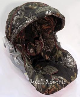 Small Sprouts: Camo Baby...wish I knew about this site when Carly was born