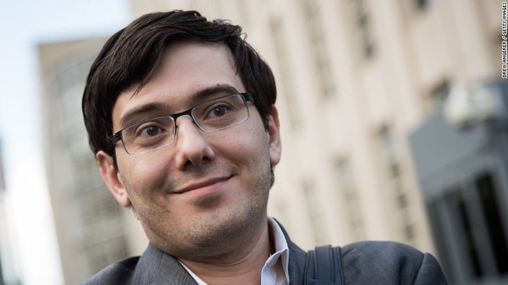 Martin Shkreli convicted of securities fraud, conspiracy - Aug. 4, 2017