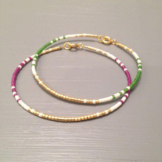 Best friend bracelet best friend gift Friendship by ToccoDiLustro