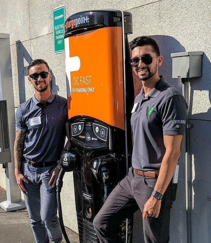 2018 marks a major inflection point for the electric vehicle market. We are excited to be partnered with the leading EV charging company in North America. Check out our bio to find out more!