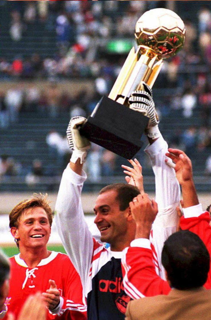 1995 Recopa Sudamericana; Islas & Arzeno - Club Atletico Independiente