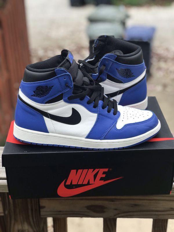 Size 11.5 game royal 1 Jordan Retro | Nike shoes girls, Jordan ...