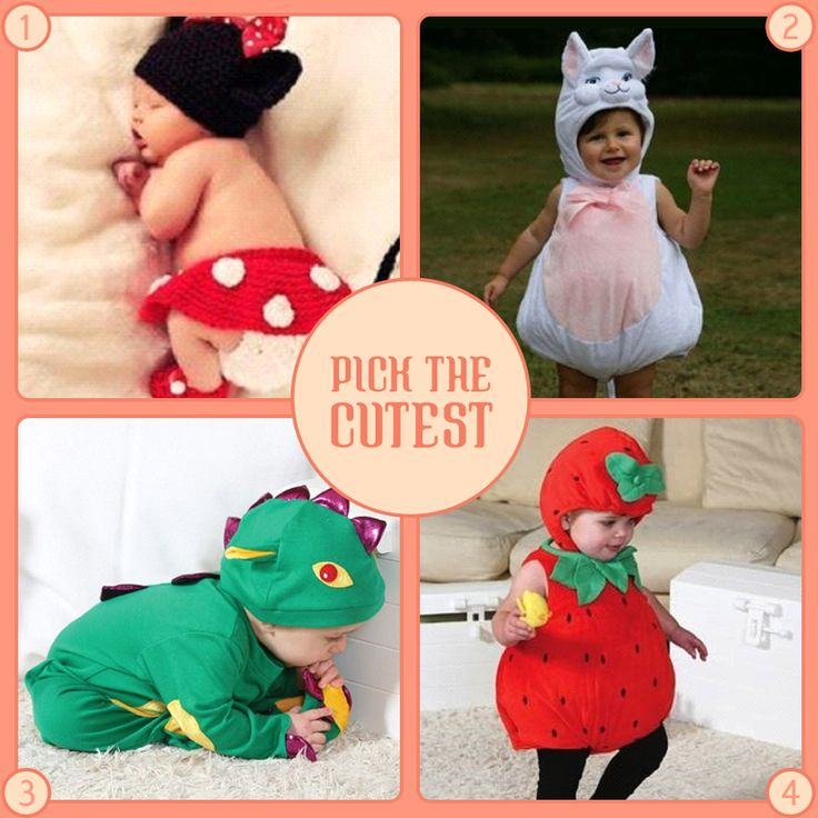 pick the cutest!