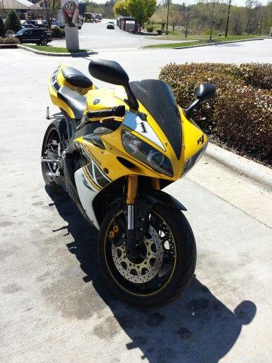 My 2006 Yamaha R1