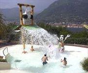 Camping Weekend in San Felice del Benaco, Gardameer Italië