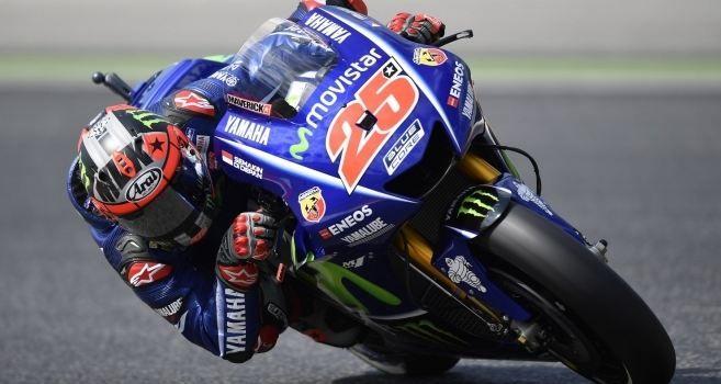 Hasil Latihan Bebas 2 MotoGP Belanda Assen Vinales Kuasai Latihan