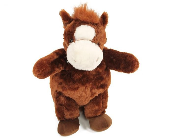 Horse Backpack | Plush Horse Backpack | Plush Animal Backpacks