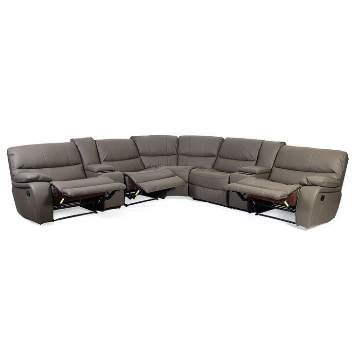 Samson 5 Seater Modular - Discount Lounge Centre