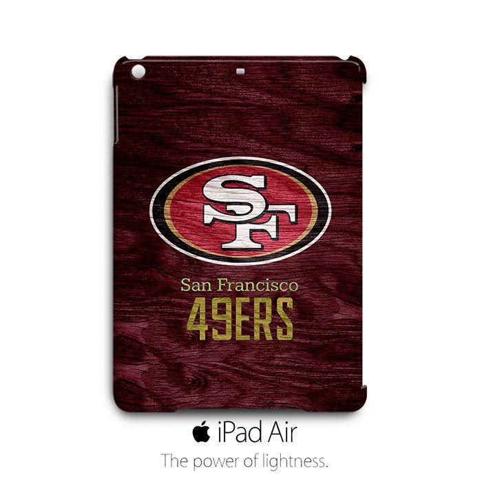 San Francisco 49ers Custom iPad Air Case