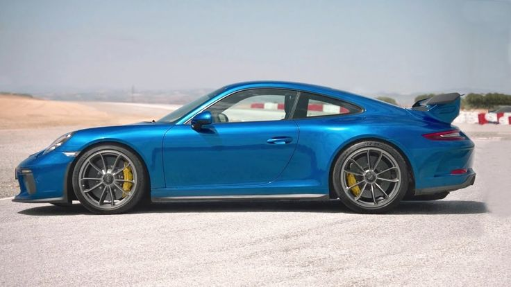 2018 Porsche 911 GT3 500hp - Monster Car!!