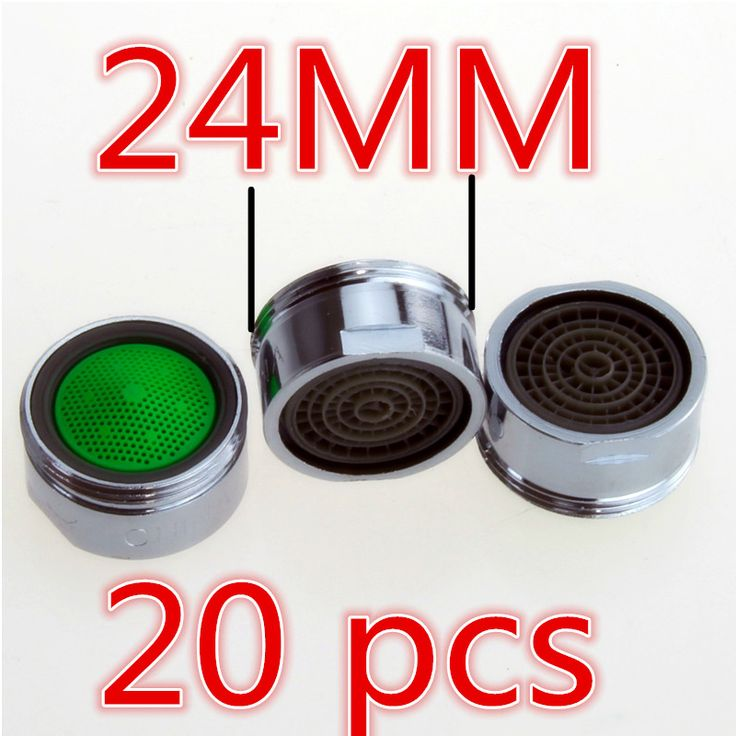 Find More Information about 20 Pcs  Water Saving Aerator Porcelain Bathroom…