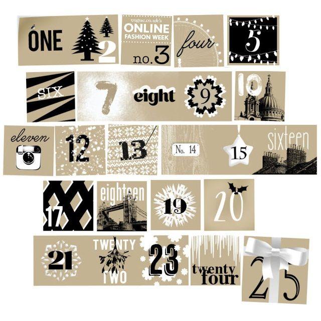 FREE Christmas Online Advent Calendars - Gratisfaction UK Freebies #freebies #freestuff #advent #christmas