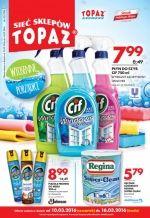 Gazetka Topaz • Wiosenne Porządki, 10-16/03