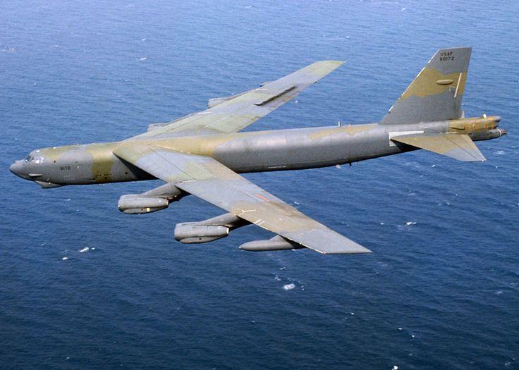 Boeing: B-52 Stratofortress