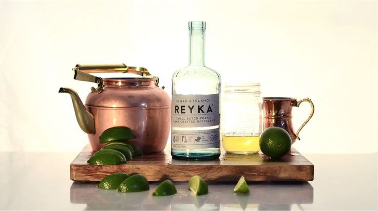 Transition from summer to fall with these delicious Reyka cocktails.