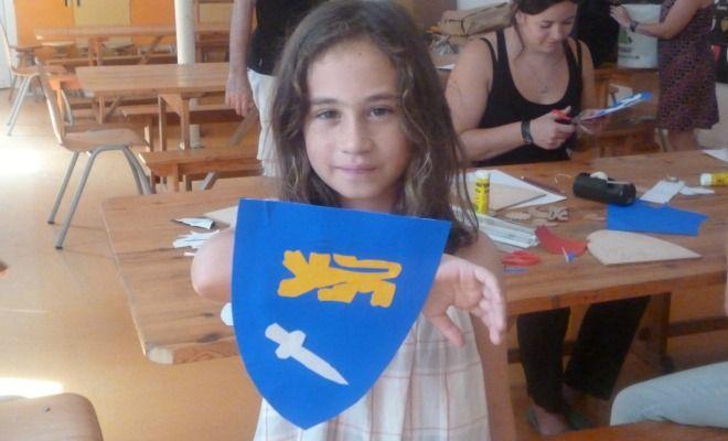 Semaine médiévale pour les enfants au musée d'Aquitaine!