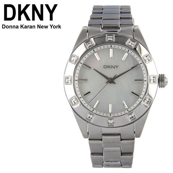 DKNY Nolita Stainless Steel Round Ladies Watch