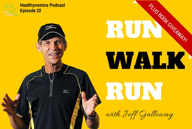 Jeff Galloway's Tips for Beginner Runners: Using Walking to Unleash Your Running Potential