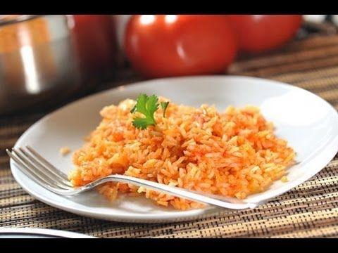 rice recetas de cocina mexicana rojo cocina arroz rojo de arroz ...