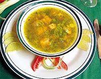 Platos Latinos, Blog de Recetas, Receta de Cocina Tipica, Comida Tipica, Postres Latinos: Arroz de Cebada - Recetas de Ecuador