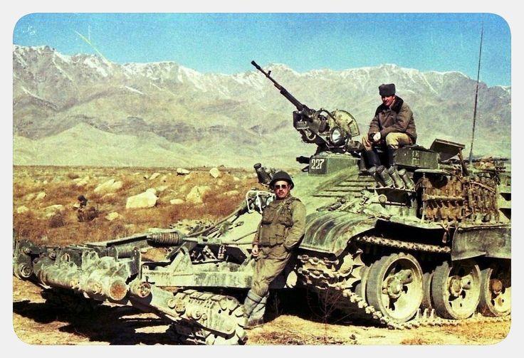 Rare Photographs of Afghan War, 1980s (24 photos)