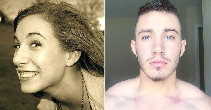 Transgender Man's Photo Shows Appearance Says Nothing About Gender | Teen Vogue