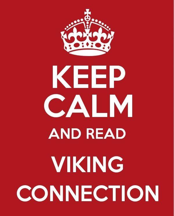Restate calmi e leggete Viking Connection