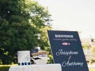 Le mariage de Anthony et Joséphine à La Fresnais, Ille et Vilaine - Mariages.net