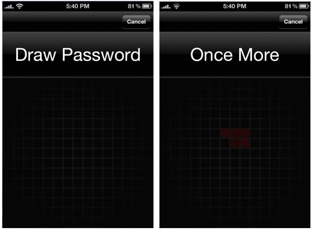 Stride Lets You Unlock Your iOS Lock Screen With A Customized Gesture [Jailbreak]