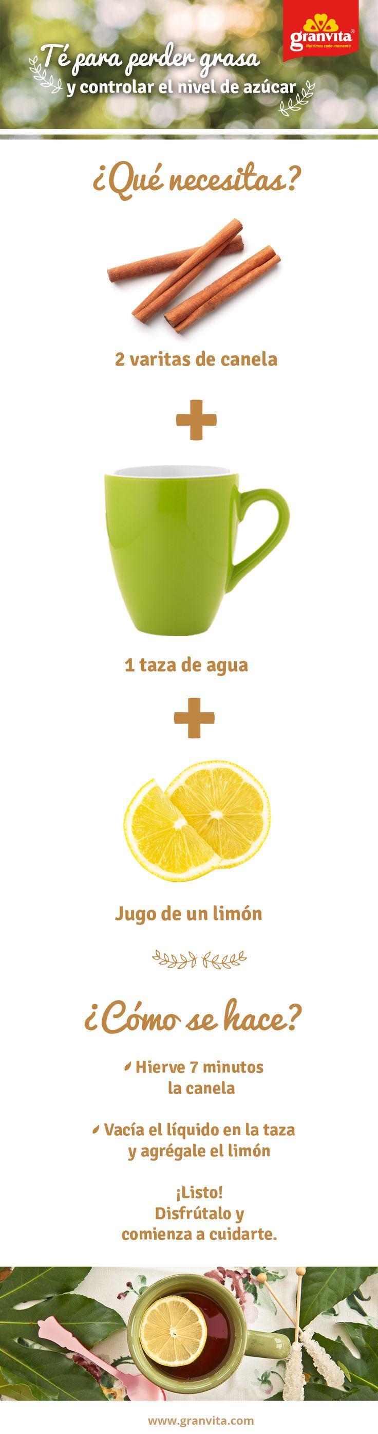 Empezar a controlar tu nivel de azúcar es tan fácil como hacer un té, ¡prueba esto!