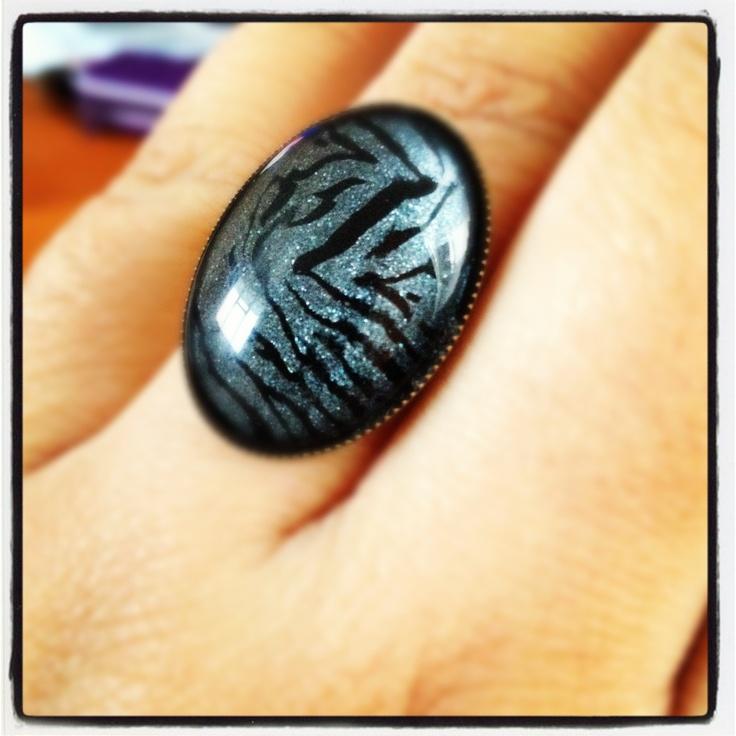 One of my fav rings I've made