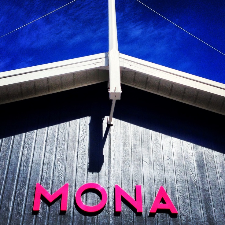MONA - Hobart
