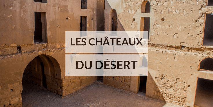 Les châteaux du désert sont une superbe découverte lors d'un voyage en Jordanie. Venez vite découvrir Qasr Kharanah, Qusayr Amra et Qasr al Azraq.