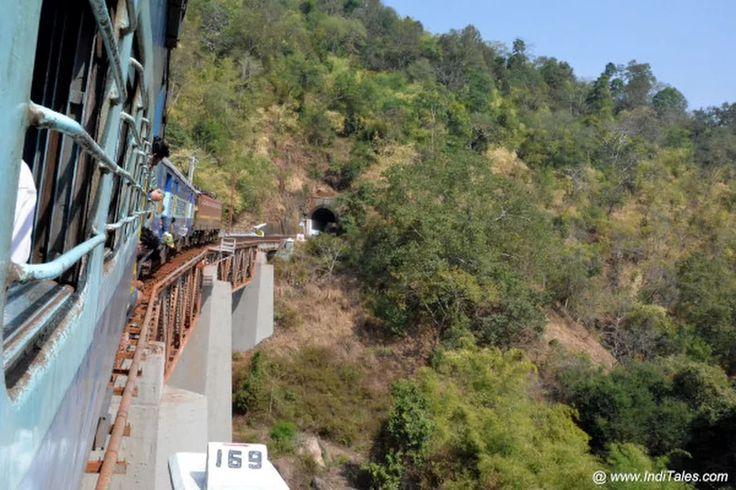 Train Ride To Araku Valley - Tourist Attractions Of Visakhapatnam