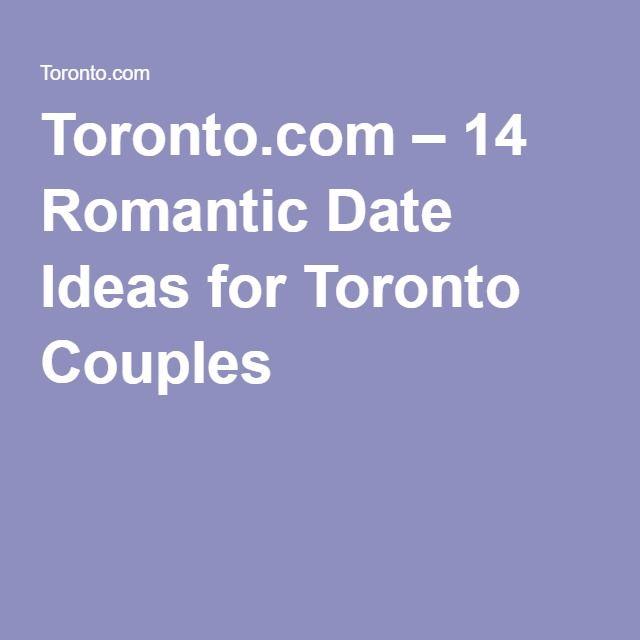 Toronto.com – 14 Romantic Date Ideas for Toronto Couples