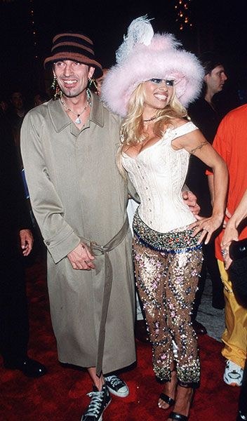 Tommy Lee + Pamela Anderson | MTV #VMAs' 57 Most Outrageous Fashions