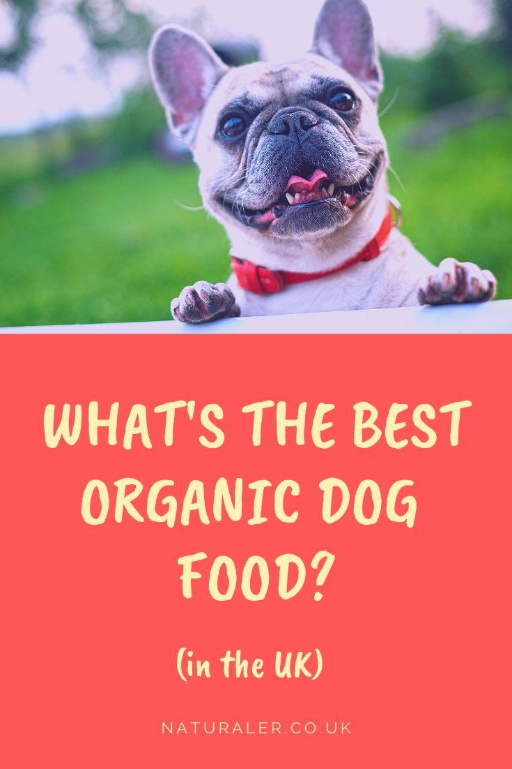 Best Natural Organic Dog Food In The Uk Organic Dog Food Best