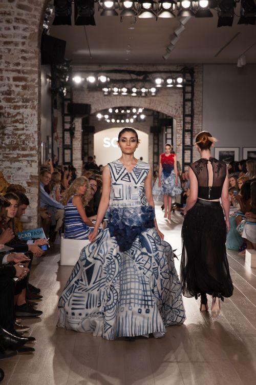 2015 SCAD Fashion Show Press Images- Senior Collection on SCAD Portfolios - Kate McKenna