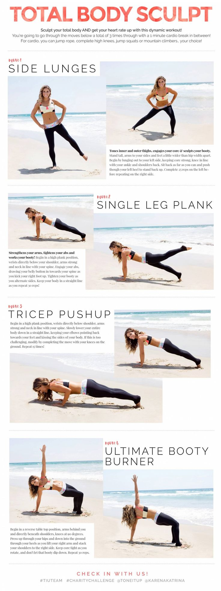 The BEST way to sculpt your whole body!