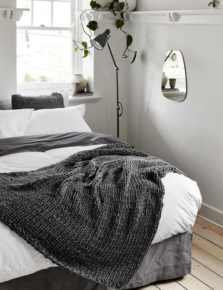 Abode Living - Blankets and Throws - Amada Wool Throw  - Abode Living