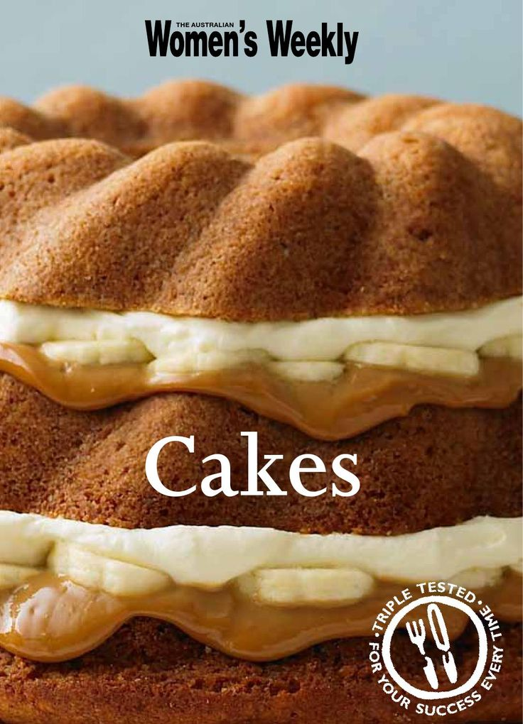 CAKES  A book of cakes of all sizes, from big to small, for The Australian Women's Weekly. Creative Direction by Hieu Nguyen.