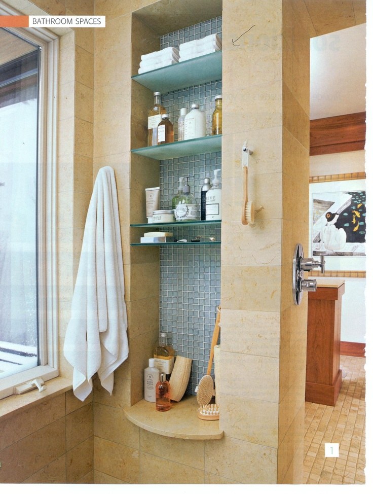 master bathroom custom shower shower built ins and shelves b