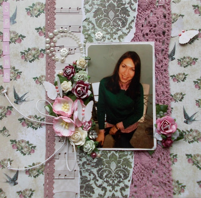 Layout for DT Papirdesign by Tanya Privalova